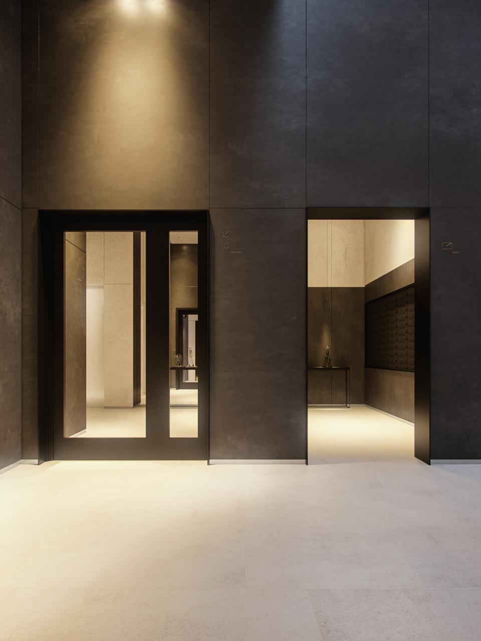 Дизайн вестибюлів